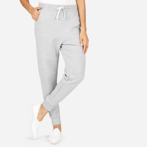 EUC Everlane Classic French Terry Sweatpant
